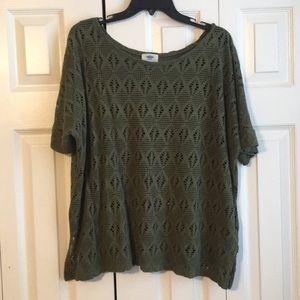 Old navy mesh T-shirt